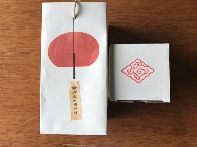 川越氷川神社 風鈴